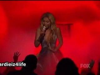 Beyonce - 1 Plus 1 in American Idol Finale 2011 Live Performance