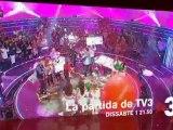 TV3 - Dissabte, 21.50, a TV3 - Estrena l'any amb  La partida de TV3
