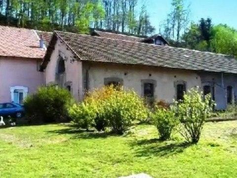A vendre - Maison - ENTRE CORCIEUX ET GERBEPAL (88430) - 4 p
