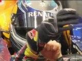 F1 Mónaco - Alonso se viste de Vettel