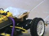 Projet robotique College Chabanais 2008: Des robots d'usine aux robots LEGO