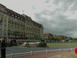 Sommet G8 Deauville : Présentation du dispositif de sécurité par le porte-parole de la police nationale