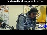 AXIOM FREESTYLE SUR HOT95   Le 1er portail Indépendant de Hip-Hop US FR   RNB2