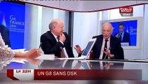 LE 22H,Olivier Pastré, Bernard Maris et Gilles Boyer