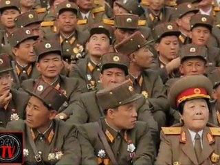 [PCN-TV] North Korea military parade