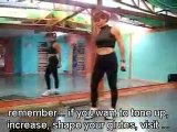 Exercises  to  tone up  increase  shape   tighten  lift  butt  glutes  buttocks  be sexy