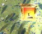 Zeogold Kristallklares wasser im Gartenteich