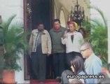 Uribe pone fin a la mediación de Chávez con las FARC