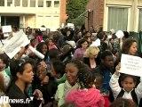 Soisy-sous-Montmorency : 4 ème mobilisation pour l'école Saint Exupéry (vidéo)