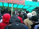 Glières 2011 : Pierre Pranchère à propos des multinationales et de la dictature des marchés