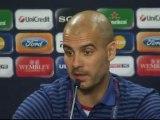 Pep Guardiola focused on Champions League final