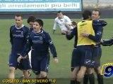 CORATO - SAN SEVERO  1-0