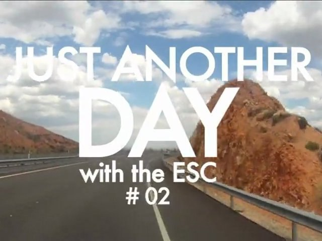 Just Another Day with the ESC #02