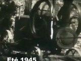 Les Battages Été 1945