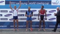 Aviron Coupe du monde Rowing World cup 2011