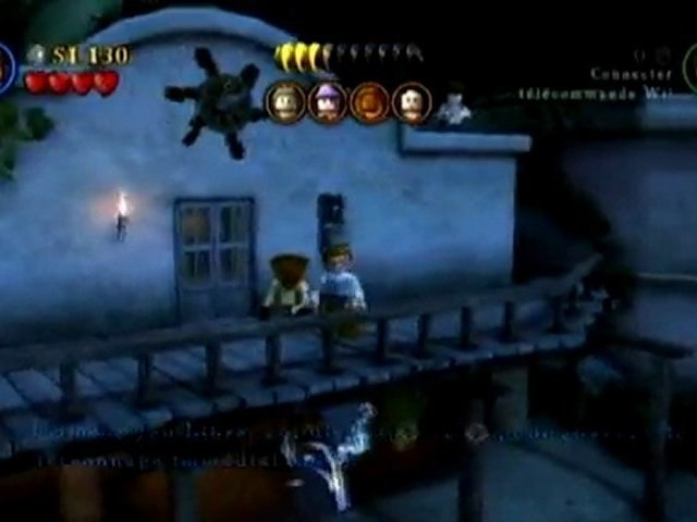 Vidéo test du jeu : LEGO Pirates des Caraïbes