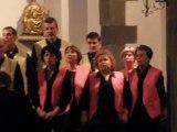Chorale de Cellule avec la Chorale Aussandra