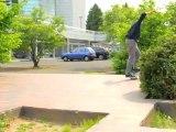 Guillaume Berthet - Thanks skateboards