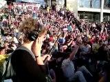 """""""Les indignés """" le 29 Mai Paris Bastille 20h02 (2011) : la  """"Prise de la Bastille"""" de Démocratie réelle maintenant !"""