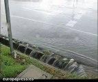 Lluvias intensas sobre Valencia