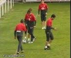 El Atlético de Madrid regresa a entrenamientos