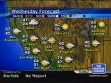 TWC Satellite Local Forecast from February 2005 Daytime #14