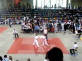 Judo club Leforest , Manon , tournoi inter-regions à Reims.