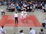Judo club Leforest , Manon  tournoi inter-regions Minimes à Reims