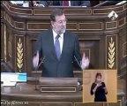 """Rajoy: """"Medidas con resultados deprimentes"""""""