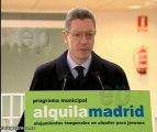 Gallardón entrega 33 pisos 'sostenibles'