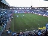 Caen - Marseille _ entrée des joueurs _ 38ème journée