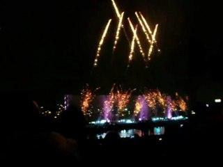 Haliç'teki Fetih Kutlamaları-Işık, Su, Ses, Lazer Gösterisi
