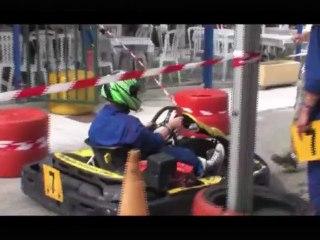3ème Trophée des Chefs au karting de Monteux