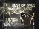 """Death Row Records Presents 2Pac """"The Best of 2Pac (Thug & Life)"""""""