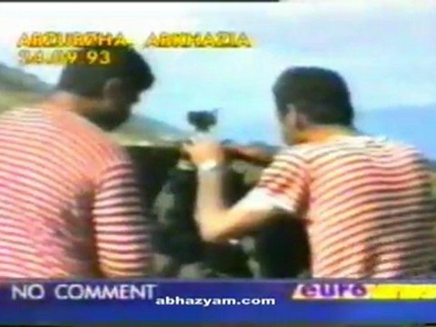 Abhazya - Gürcistan Savaşı Tv Haberleri 6. Bölüm