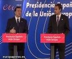 Europa y España caminan juntos contra crisis