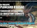 Philippe Ploncard d'Assac: Le Nationalisme Français 6 (2/2) - Radio Courtoisie