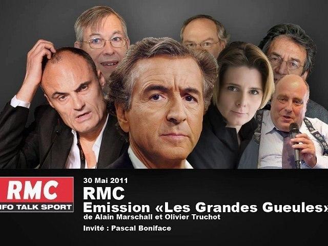 Les intellectuels faussaires dénoncés par Pascal Boniface sur RMC