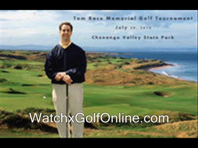 watch 2011 Memorial Tournament golf championship online