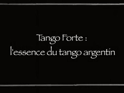 Teaser Tango Forte