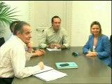 Bauzá amb els propers presidents dels Consells