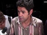 Jamel Debbouze encourage l'improvisation théâtrale