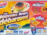 Speed Burger - French Dirty South Club