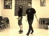 Clip nhảy Hiphop in heels