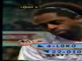 RC Lens - AC Ajaccio, L1 saison 2003/2004 (2ème mi-temps)