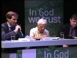 Colloque In God we trust - Table Ronde 1- Alexis Dyèvre