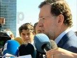 """Rajoy """"lamenta"""" el accidente de Castelldefels"""