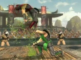 Mortal Kombat - Skins Trailer italiano