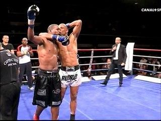 Frédéric Bellonie VS Aurélien Duarte_Superfight de Kick-Boxing à Levallois 19.05.11