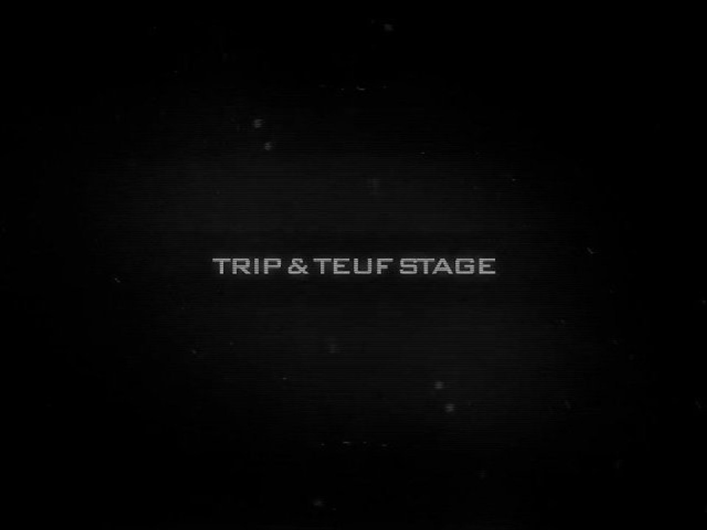 AFTERFILM STAGE TRIP & TEUF @ BLACK BE 2011